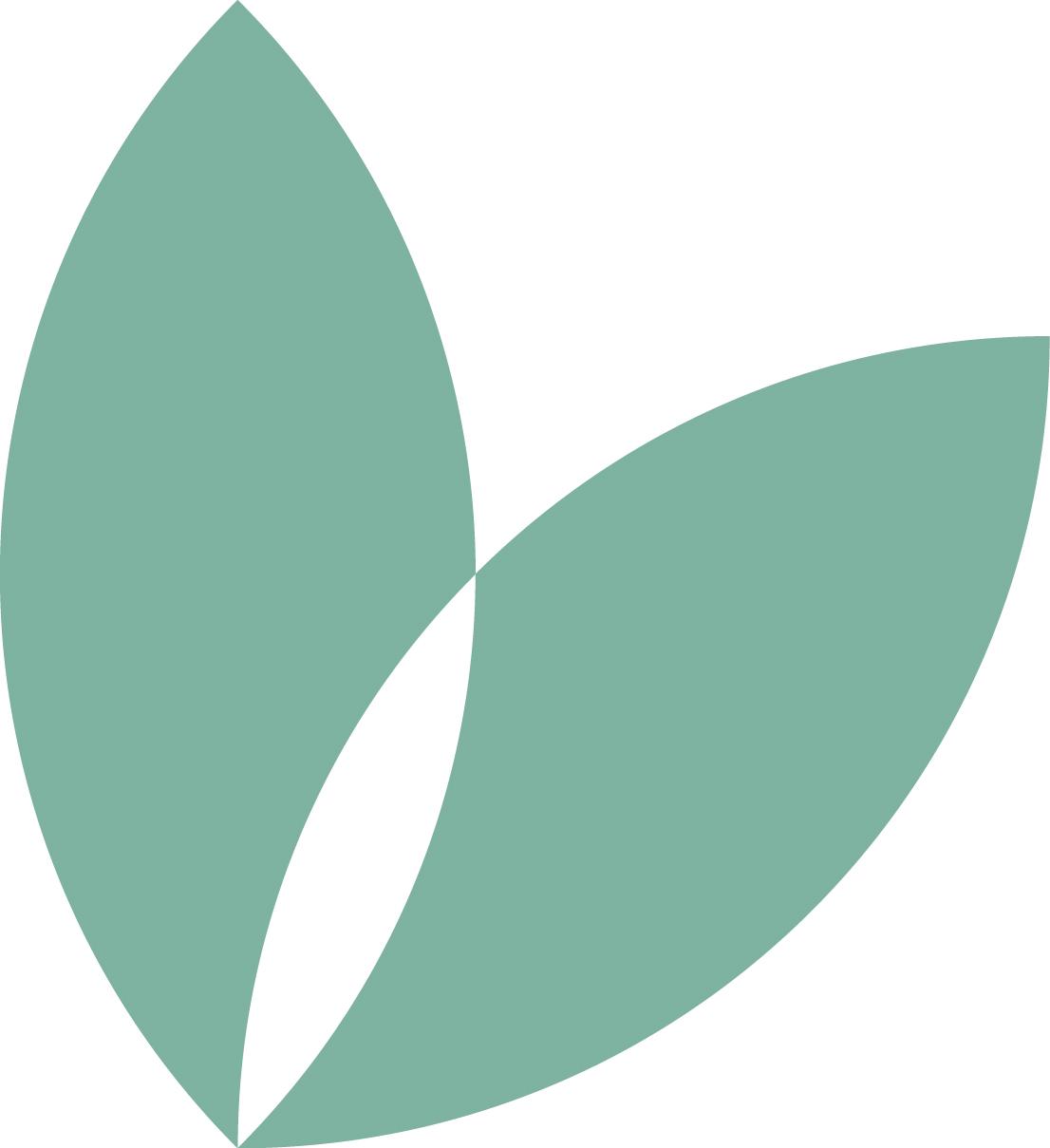 La Pousse Verte pétale vert clair