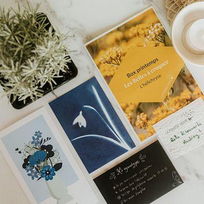 offrir plante cadeau fleurie francaise box