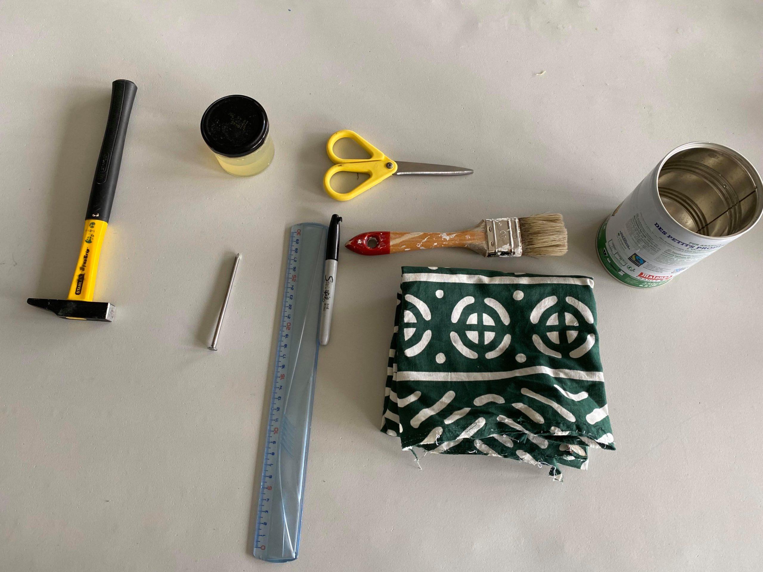 matériel, diy, tuto, la pousse verte