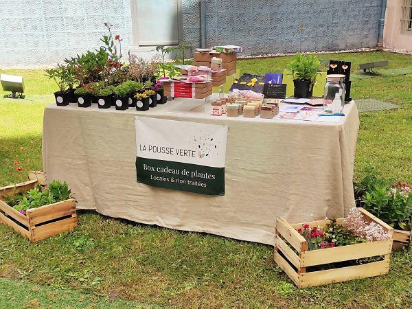 evenement plante lyon ecoresponsable la pousse verte